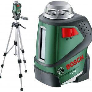 Лазерный нивелир в аренду, Bosch PLL 360.